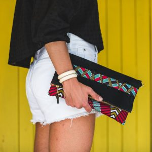 Lekker - Foldable Clutch